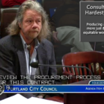 RDH in City Council Testimony